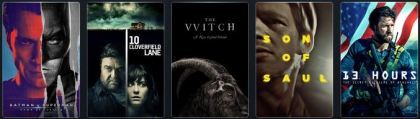 June 2016 – M-R rated titles available – click for full list.