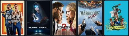 August 2016 – M-R rated titles available – click for full list.