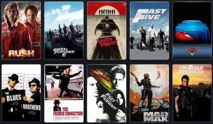 Fast Films - Our list on Letterboxd