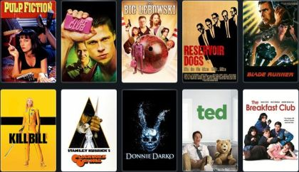Click HERE for our full list on letterboxd