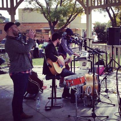 The Timbers Sala on Show 2014
