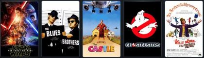 Click HERE to see all of our latest film lists