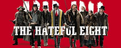 'The Hateful Eight is Tarantino's love letter to himself as much as it is to the western genre. Rather than take a step back to exercise any restraint or nuance, he has blazed forward, continuing on a path escalating the seemingly impossible-to-match absurdities of his prior films. Filled with the usual colorful characters, snappy dialogue, and tight, energetic pacing, the film also exhibits an uncanny self awareness; it is not a coincidence that it is also his funniest film to date.' To read the full ★★★★ review by Jason Ooi on Letterboxd click on the poster above
