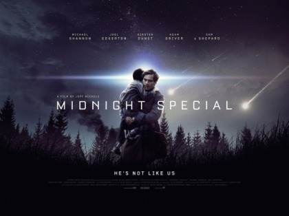 'Strongly favouring emotional resonance over narrative certainty, Jeff Nichols' latest, Midnight Special, takes cinematic cues from the likes of Starman, Close Encounters of the Third Kind and E.T. while inviting viewers on a thrilling ride into the unknown. Boasting Nichols' strongest cast to date, Midnight Special bestows its youngest member with wisdom far beyond his age and its more senior characters with the childlike wonder they believed to be long lost — gently inviting its audience to do the very same.' – To read the ★★★1/2 review by Jordan Brooks on Letterboxd click on the poster above